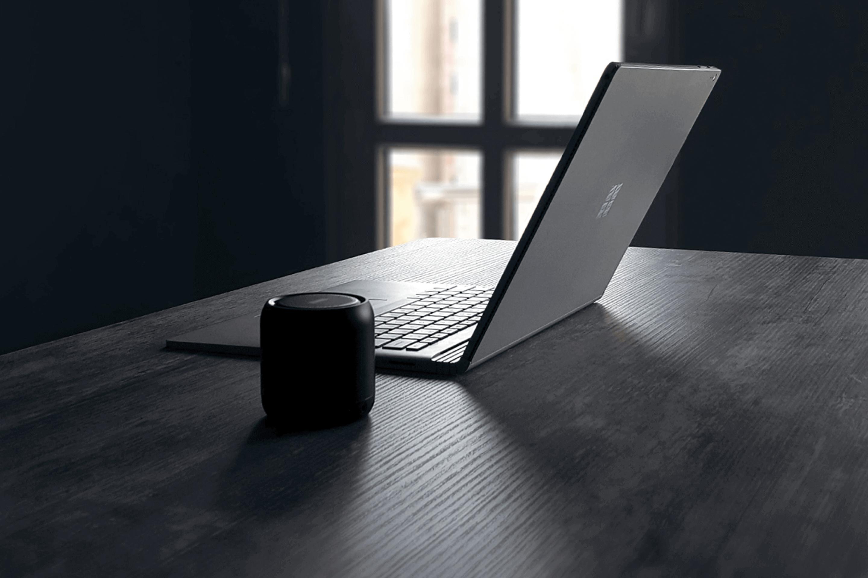 laptop grey