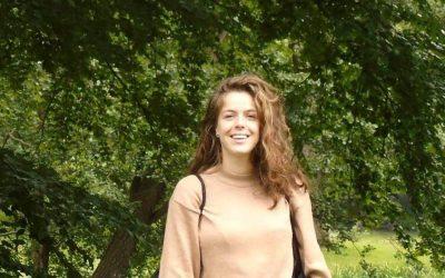 Nieuwe collega: Saskia Esmeijer